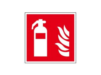 Piktogramm-Schild Feuerlöscher