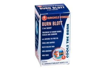 Burnshield Blotts Brandwundengel