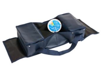 Leere Erste-Hilfe-Tasche