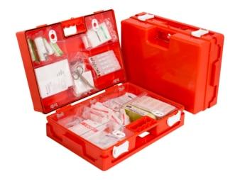 Erste-Hilfe-Koffer Kindertagesstätte